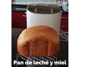 Receta de pan con miel en panificadora Silvercrest, la panificadora del Lidl