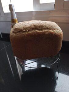 Receta de pan con queso en panificadora Silvercrest, la panificadora del Lidl